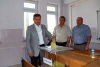 ŞERIF YıLMAZ - Burdur'da 194 Bin 296 Seçmen Sandık Başına Gidiyor