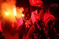 Çankırı'da Referandum Kutlaması