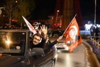 LÜTFIYE İLKSEN CERITOĞLU KURT  - Çorum'da Referandum Kutlaması