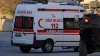 HAKKARİ VALİSİ - Çukurca'da askeri araca roketli saldırı: 4 yaralı
