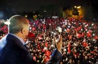 KÜÇÜMSEME - Cumhurbaşkanı Erdoğan Açıklaması 'Atı Alan Üsküdar'ı Geçti'