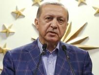 Erdoğan'dan referandum sonrası ilk açıklama
