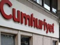 CUMHURIYET GAZETESI - Cumhuriyet'ten provokatif referandum haber