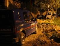 EV ARKADAŞI - Denizli'de vahşi cinayet