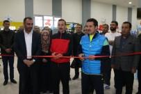 ÇIÇEKLI - Edremit'te Fitness Salonu Açıldı