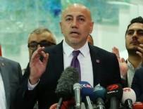 Erdal Aksünger: İtiraz edeceğiz