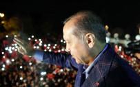KÜÇÜMSEME - Erdoğan Açıklaması Atı Alan Üsküdar'ı Geçti