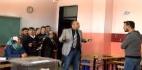 YEŞILTEPE - Eskişehir'de Sandık Başkanından Skandal Engel