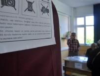 FETÖ şüphelisi Trabzon'da sandık başında yakalandı