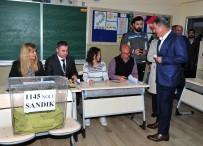 KARA KUVVETLERİ KOMUTANI - Genelkurmay Başkanı Orgeneral Akar Oyunu Kullandı
