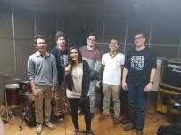 BOSTANCı - GKV'liler 20. Fizy Liselerarası Müzik Yarışmasında