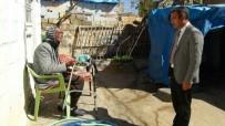VİRANŞEHİR - Hastalar Tedaviyi Bırakıp Oy Kullandı
