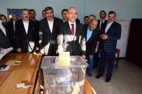 SON SÖZ - Hükümetten ilk oyu Mehmet Şimşek kullandı