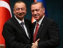 AZERBAYCAN CUMHURBAŞKANI - İlk tebrik Aliyev'den