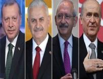 İşte liderlerin memleketlerinden gelen sonuçlar!