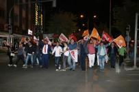SUBAŞı - İzmir 'Evet' Kutlaması