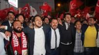 Kahramanmaraş, Yüzde 73,97 'Evet' Çıkan Sonucu Kutladı