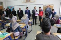 EROL TAŞ - Kaymakam Dundar'dan Öğrencilere Jest