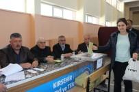 YıLMAZ ZENGIN - Kırşehir'de 162 Bin Seçmen Sandık Başına Gidiyor