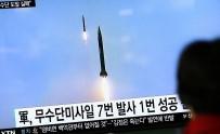 GÜNEY KORELİ - Kuzey Kore'den Başarısız Balistik Füze Denemesi