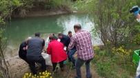 CENAZE ARACI - Melen Çayı'nda Ceset Bulundu