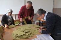 ADALET SARAYI - Mersin'de Oy Sayım İşlemi Sürüyor