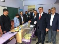 FARUK ÇATUROĞLU - Milletvekili Çaturoğlu Oyunu Alaplı'da Kullandı