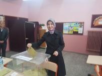 NAMIK HAVUTÇA - Milletvekilleri Oylarını Kullandı