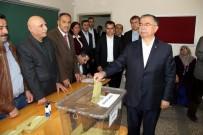 Milli Eğitim Bakanı Yılmaz Oyunu Sivas'ta Kullandı
