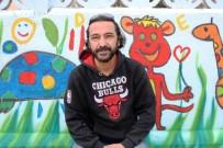 BALIKESİR VALİLİĞİ - Okul Bahçesinin Duvarına İlkbaharı Getirdiler
