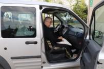 BAHÇECIK - Sandık 3. Katta Olunca Engelli Vatandaş Oy Kullanamadı