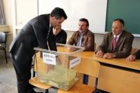Sivas'ta Oy Verme İşlemi Tamamlandı
