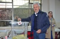 KANDILLI - TFF Eski Başkanı Mehmet Ali Aydınlar Oyunu Kullandı