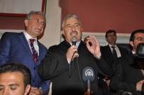 DÜŞÜNÜR - Ulaştırma Bakanı Arslan, Karslılara Teşekkür Etti