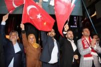 MURAT GÖKTÜRK - Vatandaşlar Nevşehir'de Referandum Sevincini Kutladı