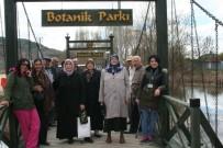 ODUNPAZARI - Yaşlı Merkezi'nden Botanik Park'a Gezi
