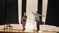 BOĞAZIÇI ÜNIVERSITESI - '16. Amatör Tiyatro Günleri' Sinema Anadolu'da Başladı