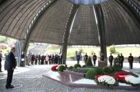 SEMRA ÖZAL - 8. Cumhurbaşkanı Turgut Özal, Mezarı Başında Anılıyor