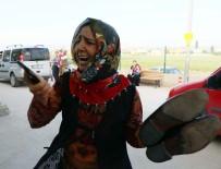 KAN DAVASı - Adana'da kavşakta otomobili kaleşnikofla taradılar