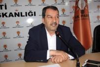 AK Partili Fehmioğlu Açıklaması 'Bingöl Türkiye'de Kendisinden Bahsettirecek Bir Unvan Kazandı'