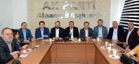 CENGIZ AYDOĞDU - Aksaray AK Parti Heyetinden Referandum Teşekkürü