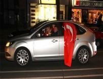 Alman polisinden kutlama yapan Türklere ceza