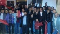 Altıntaş'ta Refarandum Zaferini AK Partililer Ve Ülkücüler Birlikte Kutladı