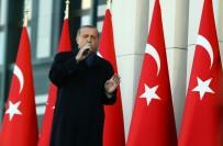 YEREL SEÇİMLER - 'Anayasa Değişikliğiyle İlgili Tartışmalar Bitti'