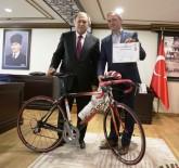 Artvin'de Uluslararası Bisiklet Yol Yarışı Düzenlenecek