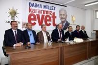 VURAL KAVUNCU - Başkan Ali Çetinbaş Açıklaması Teşekkürler Kütahya, Teşekkürler Türkiye
