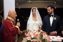 ALTıNOK ÖZ - Başkan Altınok Öz Genç Çiftin Nikahını Kıydı