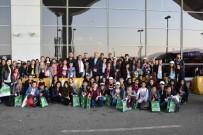 MEHMET KELEŞ - Başkan Hakkarili Öğrencileri Düzce'ye De Davet Etti