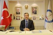 MEHMET TAHMAZOĞLU - Başkan Tahmazoğlu'ndan Halk Oylaması İçin Teşekkür