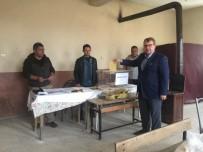 HALIL ELDEMIR - Bilecik'te Siyasetçilerin Ve Vali Elban'ın Oy Kullandığı Sandıkların Sonuçları Belli Oldu
